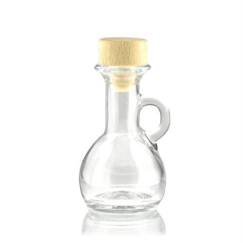 """50ml Klarglasflasche """"Pietro"""""""