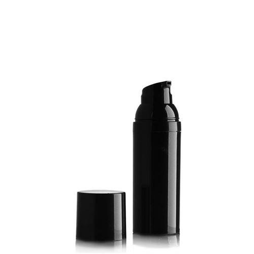 "50ml Airless Dispenser ""Beautiful Black"""