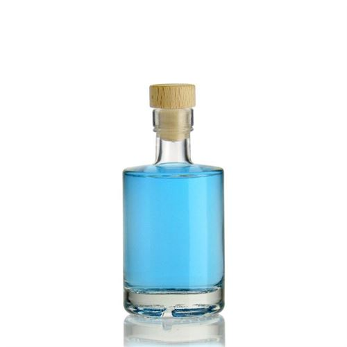 "50ml bottiglia in vetro chiaro ""Aventura"""