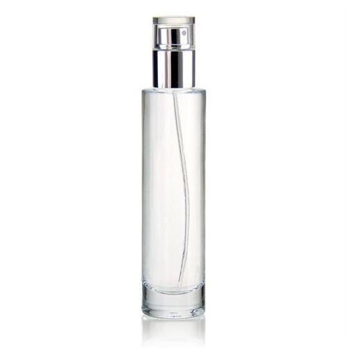"50ml clear glass bottle ""Jasmina"""