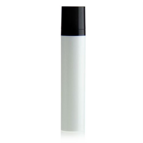 50ml Airless Dispenser MICRO white/black
