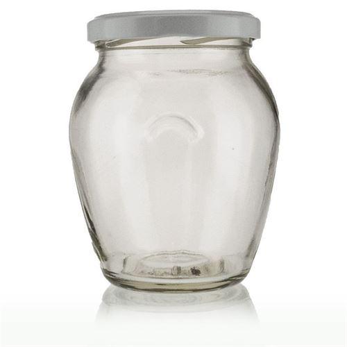 """580ml universal glazen pot """"Samos"""""""