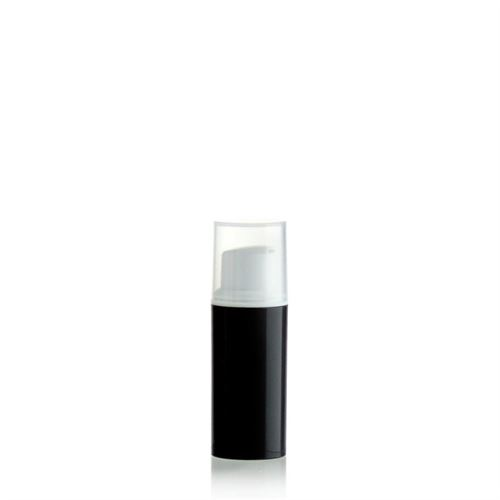 5ml Airless Dispenser NANO black/white
