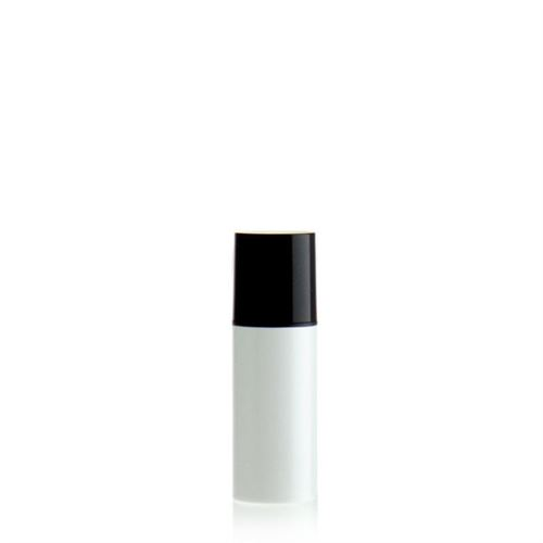 5ml Airless Dispenser NANO white/black