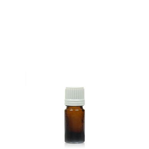 5ml flacon de médecine brun avec fermeture d'originalité