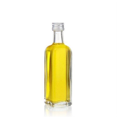 "60ml bottiglia in vetro chiaro ""Marasca"""