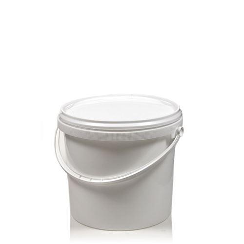 6 Liter Eimer mit Deckel