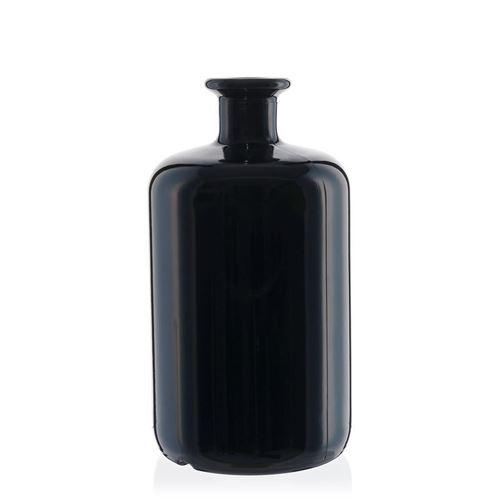 700ml Apothekerflasche aus Schwarzglas
