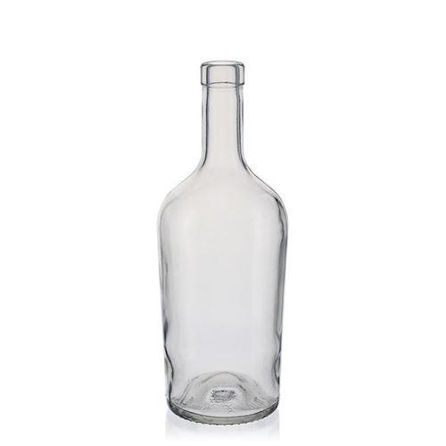 """700ml Bottiglia in vetro chiaro """"Margherita"""""""