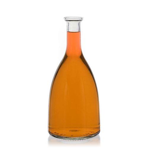 """700ml Klarglasflasche """"Viola"""""""