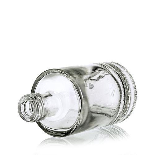 """700ml Bottiglia in vetro chiaro """"Aventura"""" con GPI"""