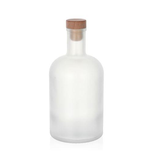 """700ml bouteille en verre matte """"Gerardino"""""""