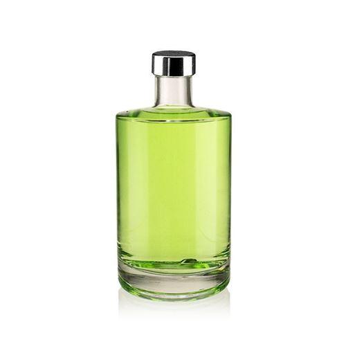 """700ml flaske i klart glas """"Aventura"""" med GPI skruelag"""