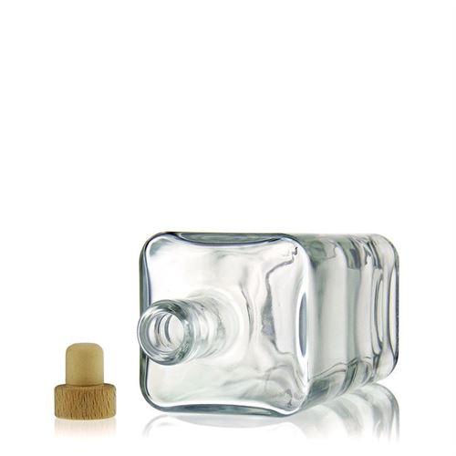"""700ml Bottiglia in vetro chiaro """"Noel"""""""