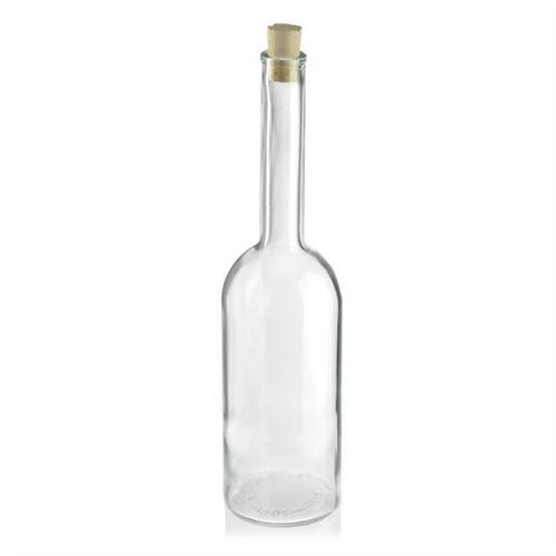 """700ml Bottiglia in vetro chiaro Opera """"Classico"""""""
