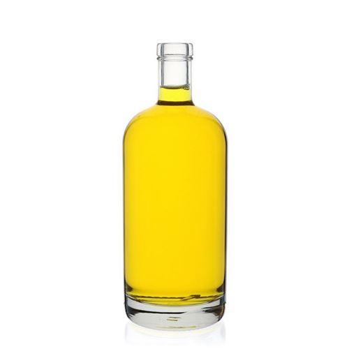 """700ml Klarglasflasche """"Linea Uno"""""""