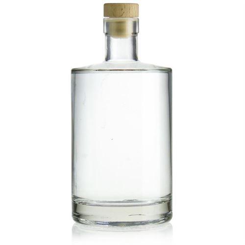 """700ml bouteille verre clair """"Aventura"""""""