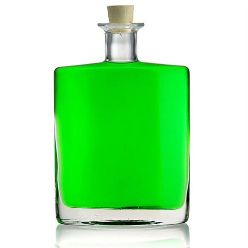 "700ml bouteille verre clair ""Zorbas"""