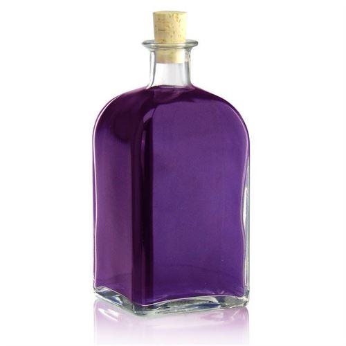 "700ml flaske i klart glas ""Apo Carree"""