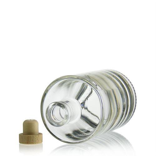 "700ml flaske i klart glas ""Aventura"""