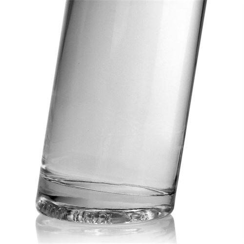 "700ml flaske i klart glas ""Bounty"""