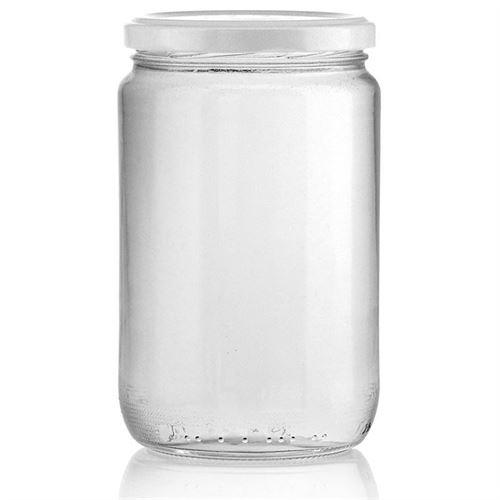 720ml conserven glazen pot met Twist Off 82