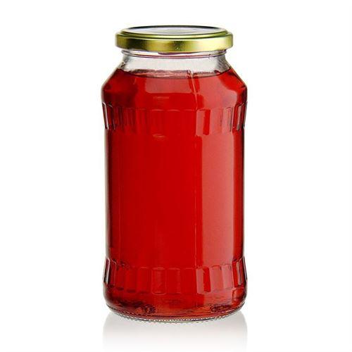 "720ml højt universalt glas ""Santorini"", med Twist Off 66"