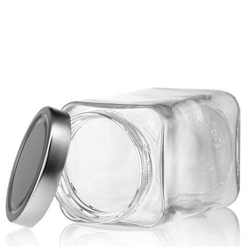 "720ml vasetto in vetro designer rettangolare ""Ikarus"""