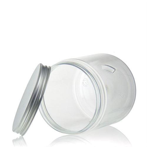 """750ml PET-dåse """"Canada"""", aluminium"""