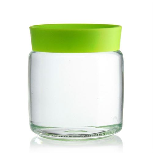 """750ml Vaso in vetro """"Classio verde"""""""