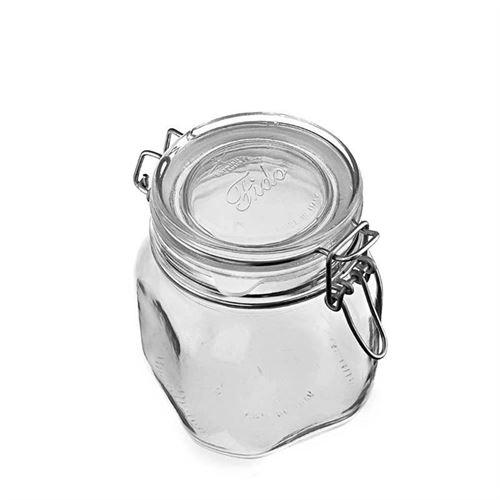 "750ml swing top jar ""Rocco"""
