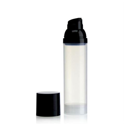 75ml Airless Dispenser natural/black