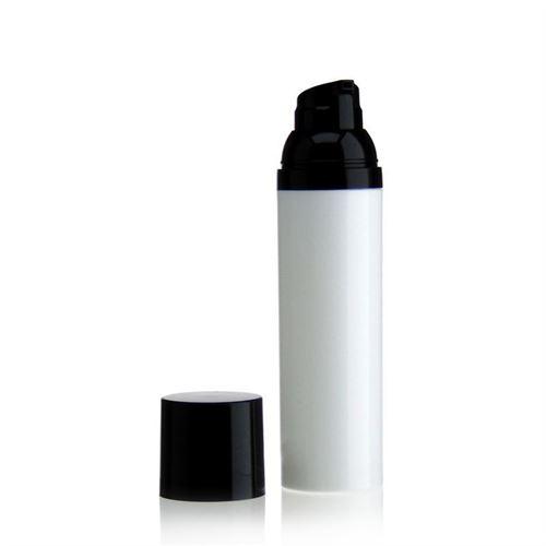 """75ml dispenser """"Airless"""" white/black"""