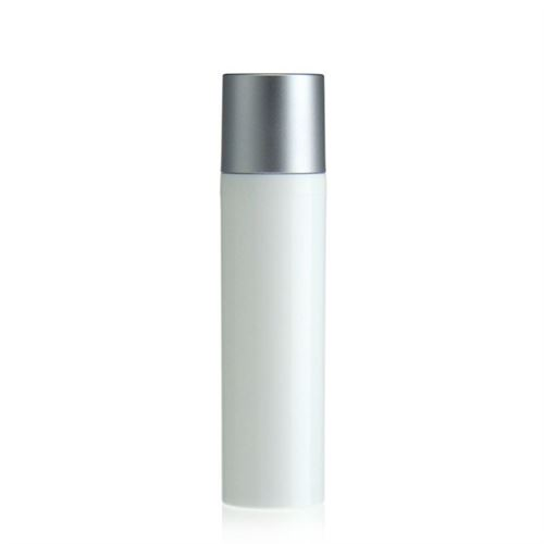 75ml Airless Dispenser white/silver cap