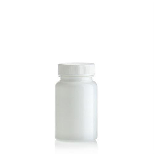 75ml PET-packer, hvid