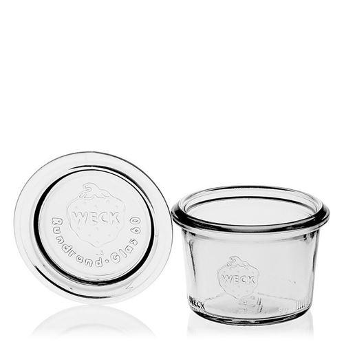 80ml WECK Mini-Sturzglas