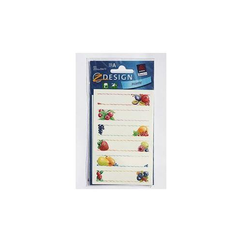 Adesivi decorativi frutti e frutta bottiglie e for Adesivi decorativi