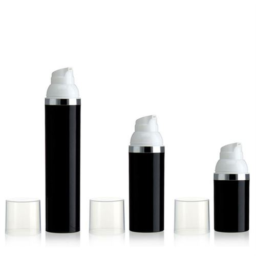 30ml airless pump black/noblesse