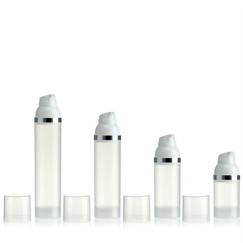 100ml airless pump natural/noblesse