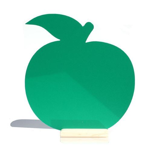 """Aufsteller """"Apfel"""""""