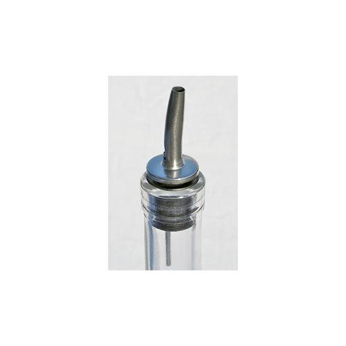 Beccuccio Professionale in acciao inox con tubo d`aria