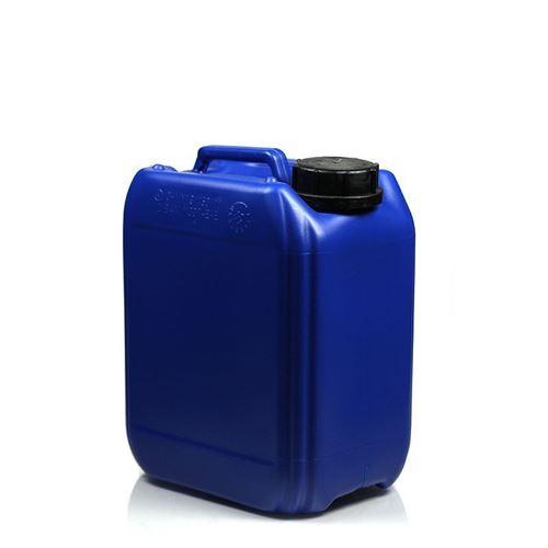 Bidone da 5 litri nel colore blu con licenza ONU