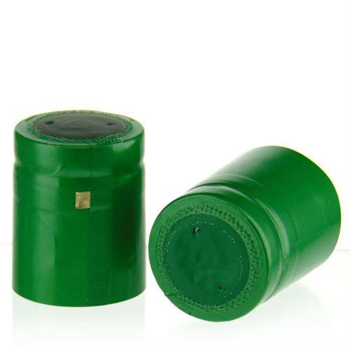 Cápsula contráctil Tipo M en el color verde