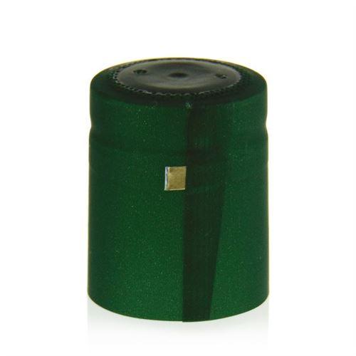 Cápsula contráctil Tipo M en el color verde oscuro