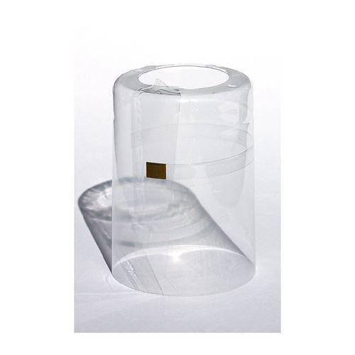 Cápsula contráctil Tipo XL transparente