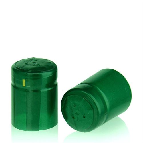 Capsula restringente tipo M verde smeraldo