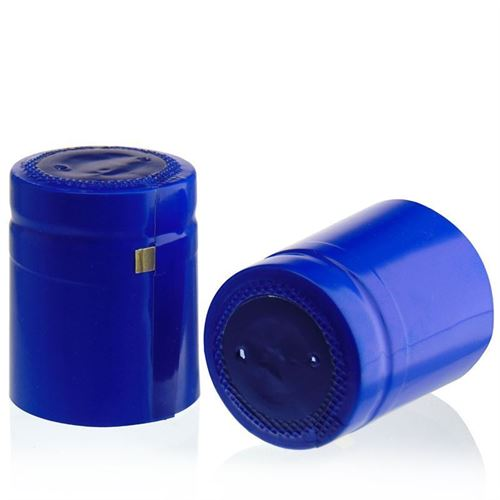 Capsule thermo-rétrécissante Typ M - bleu
