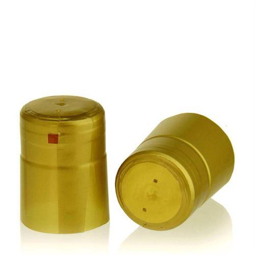 Capsule thermo-rétrécissante Typ M - doré