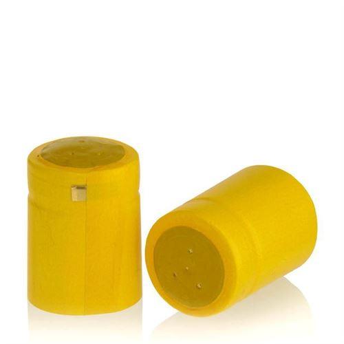 Capsule thermo-rétrécissante Typ M - jaune