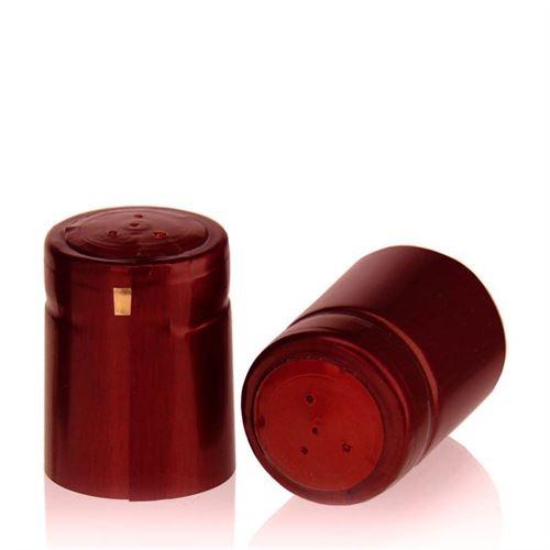 Capsule thermo-rétrécissante Typ M - rouge bordeaux